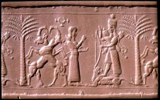 Gilgamesh_Ishtar