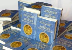"""Presentazione del libro """"Dizionario degli Asteroidi"""""""