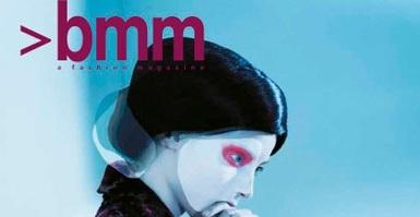 """Intervista per il trimestrale di moda e life style """"BMM"""""""