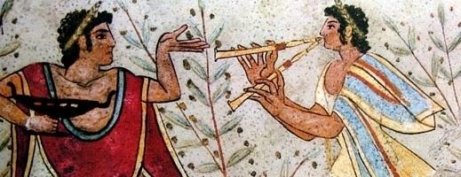 La Cosmologia Etrusca