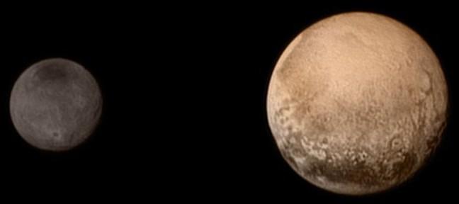 Quante lune, Plutone!