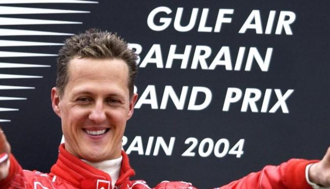 Michael Schumacher e le Parti Arabe