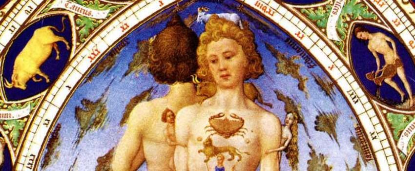 L'Uomo zodiacale