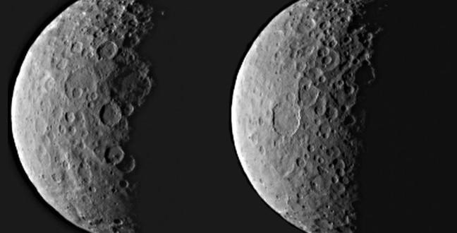 Acqua sull'asteroide Vesta