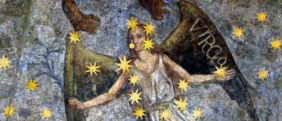 La Vergine, Maria e Astrea