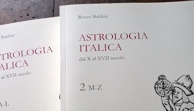 """Nuova pubblicazione: """"Astrologia Italica"""""""