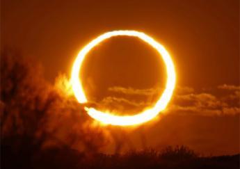 Eclissi solare anulare