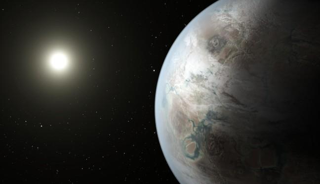 NASA: scoperto sistema solare con sette pianeti