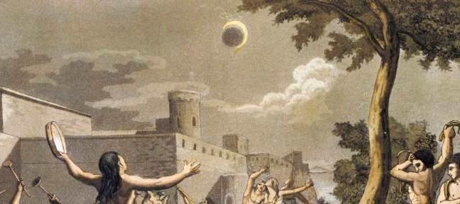 Aglaonice: la prima donna astrologa?