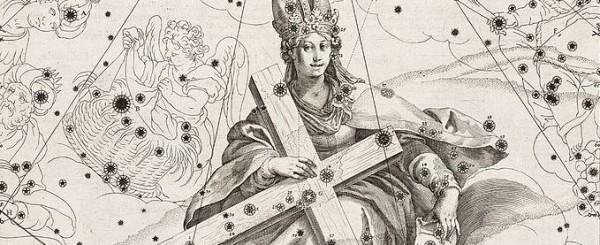 """Julius Schiller e lo zodiaco """"cristiano"""" (1627)"""
