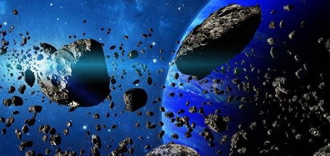 L'asteroide Acamas (2594)