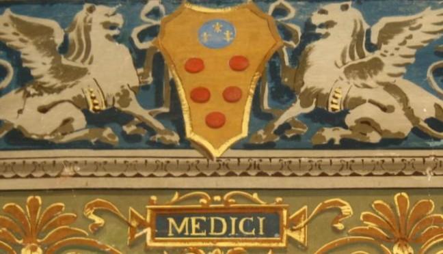Una mostra a Firenze sui libri di Cosimo I de' Medici