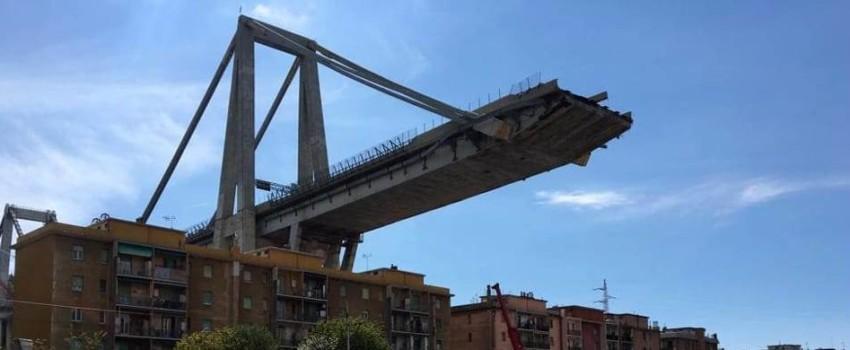 Il Ponte Morandi e le Parti Arabe